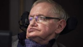 Stephen Hawking, el hombre que explicó casi todo