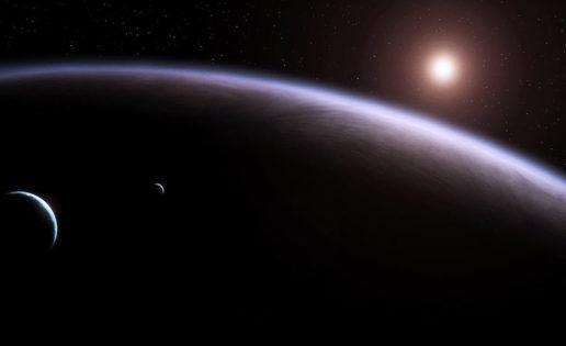 WASP-104b, bienvenidos al siniestro planeta negro