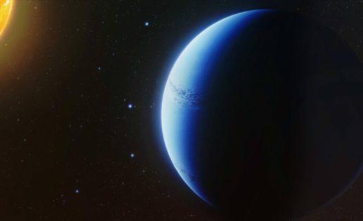 El misterio del planeta sin nubes