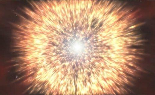 Detectan una explosión cien veces más brillante que una supernova