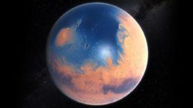 ¿Terraformar Marte? Imposible con la tecnología actual