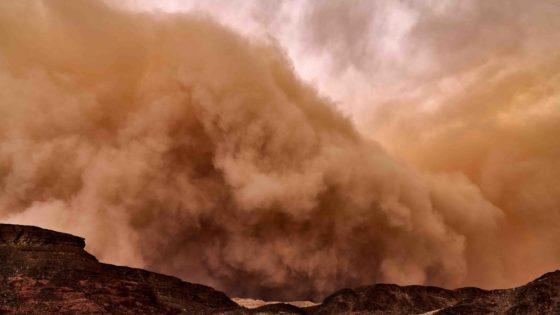 La gran tormenta de Marte ha pasado. ¿Logrará Opportunity volver a despertar?