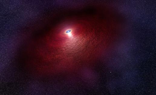 Un extraño púlsar lanza «misteriosas emisiones» al espacio
