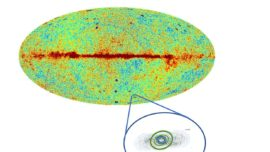 Afirman haber encontrado restos de un Universo anterior