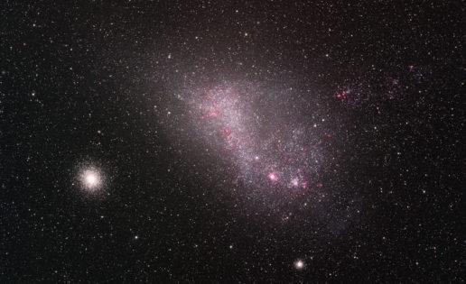 La Pequeña Nube de Magallanes se muere, y los astrónomos la están observando