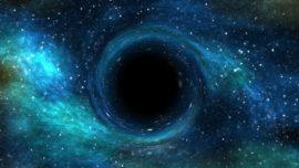 Utilizan la teleportación cuántica para «echar un vistazo» dentro de un agujero negro