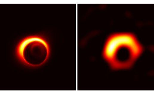 Todo a punto para la primera imagen de un agujero negro de la historia