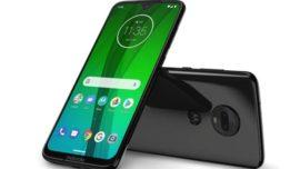 Motorola presenta sus nuevos Moto G7