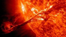 Una inesperada lluvia de fuego resuelve el mayor misterio del Sol