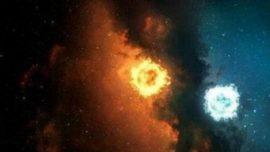 Hallan una pieza clave para explicar por qué existe el Universo