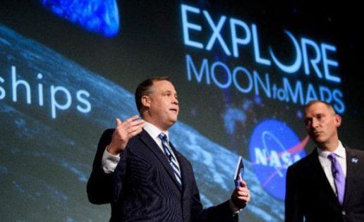 ¿Podrá la NASA poner hombres en Marte en 2033?