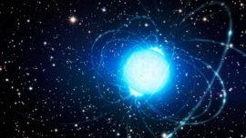 Una misteriosa estrella vuelve a emitir ondas de radio tras diez años de silencio