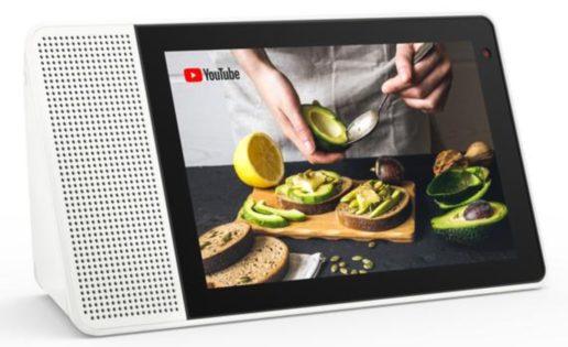 Lenovo entra en la era de los altavoces inteligentes con Smart Display: inteligente… y reversible
