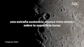 Hallan una «extraña sustancia» en la cara oculta de la Luna