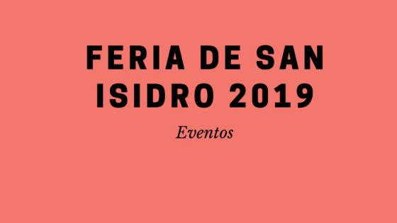 Feria de San Isidro 2019