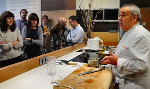 "Un año de exitosa andadura de ""Euskadi Gastronomika"""