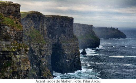 El Atlántico irlandés más salvaje
