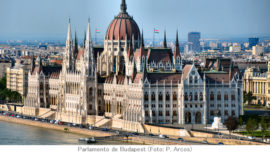 Iberia recupera sus vuelos a Budapest