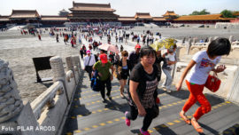 El turismo chino se mueve… hacia afuera y hacia dentro