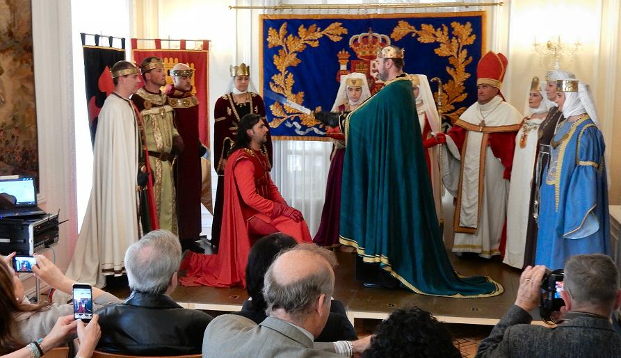 El reino de n jera espect culo medieval que cumple 48 - Muebles rey logrono ...