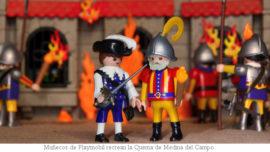 Medina del Campo, la historia como juego