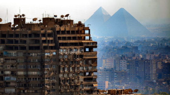 El Cairo, una versión personal