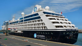 8 motivos por los que el Azamara Pursuit es un crucero diferente