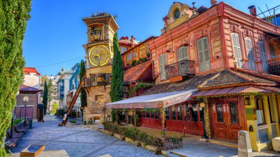 Georgia, naturaleza cargada de historia