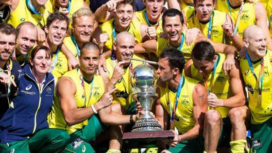 Australia, el mejor equipo del mundial