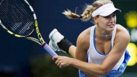 Eugenie Bouchard finalista en Wimbledon 2014