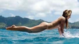 Surf desnudo