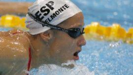 Mireia Belmonte, la nadadora 10, la mujer perfecta.