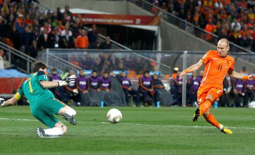 Iker Casillas el mejor portero español de la historia