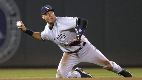 Derek Jeter se retira. New York homenajea al capitán de los Yankees