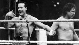 Mickey Rourke vuelve a boxear a los 62 años