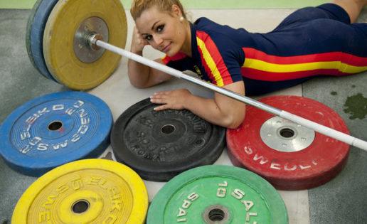 Lidia Valentín consigue la medalla de bronce del mundial