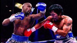 Floyd Mayweather y Manny Pacquiao. El combate del siglo ya tiene fecha. 2 de Mayo