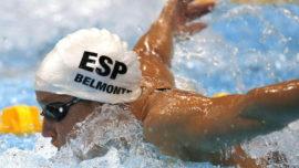 Mireia Belmonte doble campeona del mundo y doble récord mundial