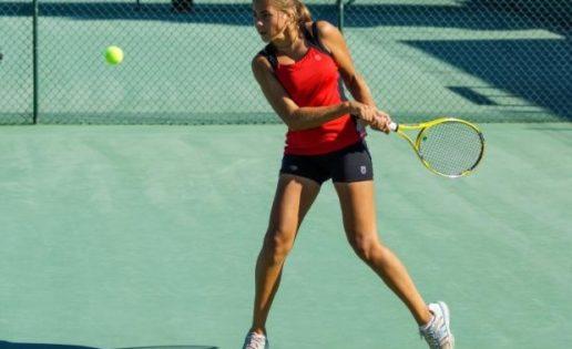 Aliona Bolsova será estrella del tenis mundial