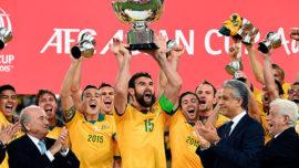 Australia gana la Copa de Asia de fútbol