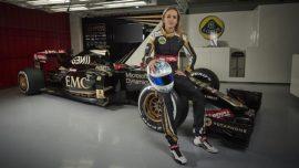 Carmen Jordà llega a la formula 1