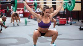 Crossfit, el entrenamiento de alta intensidad con Camille Leblanc