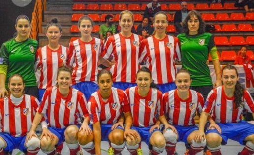 El Atlético Féminas Navalcarnero campeón de liga