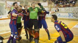 El FC Barcelona gana la Copa de Europa
