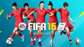 FIFA 16 por fin tiene equipos femeninos
