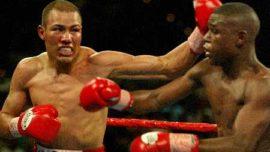 Floyd Mayweather perdió un combate