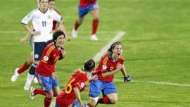España-Corea del Sur.El partido del Mundial
