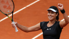 Ana Ivanovic, el retorno de la tenista