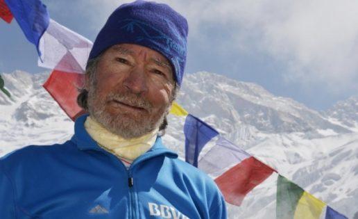 Carlos Soria, el alpinista con más edad en alcanzar once ochomiles
