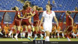 Más fútbol femenino y menos desnudos